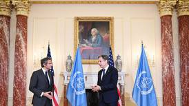 Blinken hosts IAEA chief amid Iran nuclear monitoring dispute