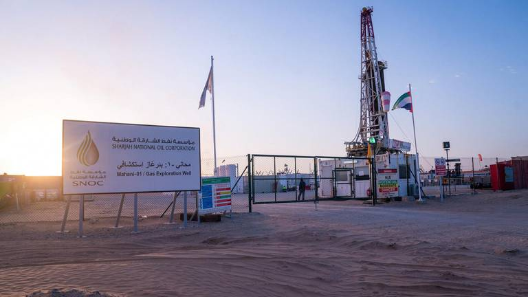 An image that illustrates this article Sharjah taps local gas supply and imports from Adnoc to meet power demand