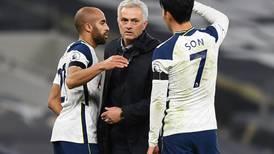 Lucas Moura says Tottenham 'capable of winning the Premier League'