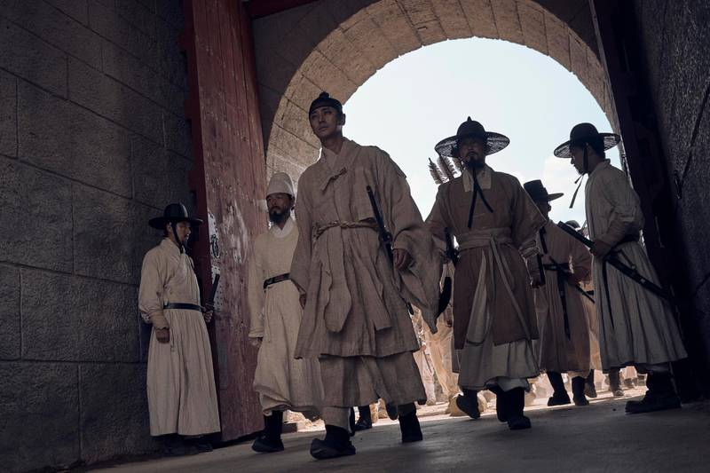 Kingdom. Juhan Noh/Netflix