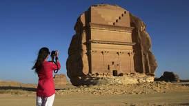 Saudi trio caught digging for treasure may face prison