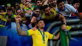Gabriel Jesus becomes Brazil's Copa America hero - but admits he needs to 'mature in some ways' after red card