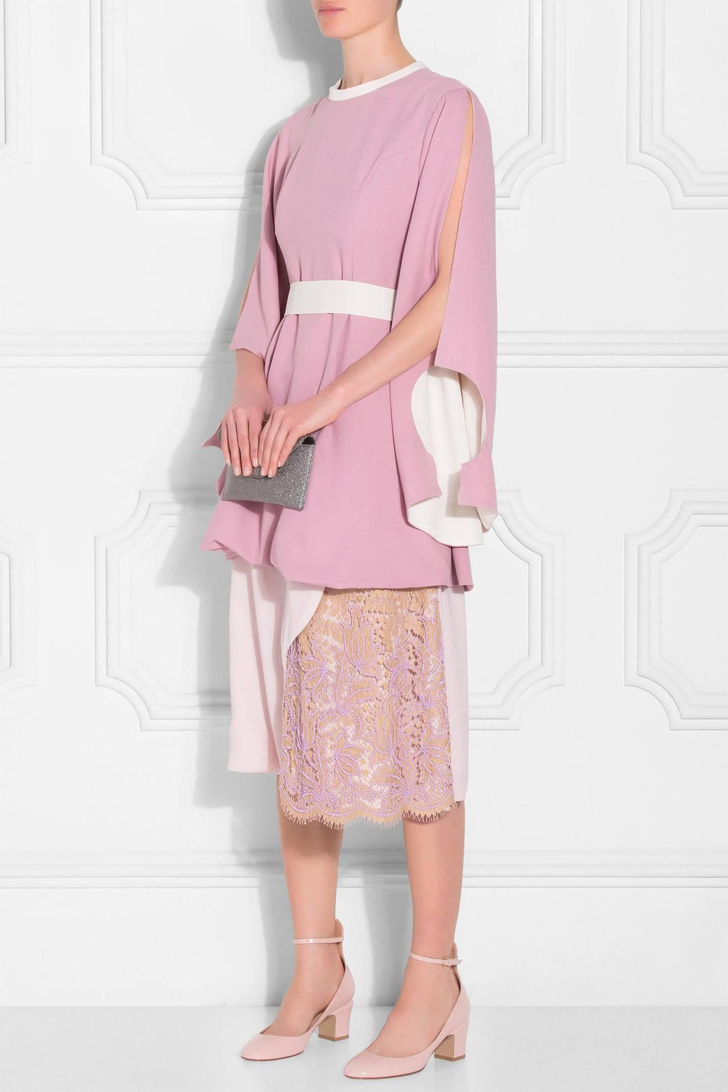 Madiyah Al Sharqi @ Symphony - Bell Top & Skirt.  Courtesy of Symphony  *** Local Caption ***  wk24fe-inbox6.jpeg