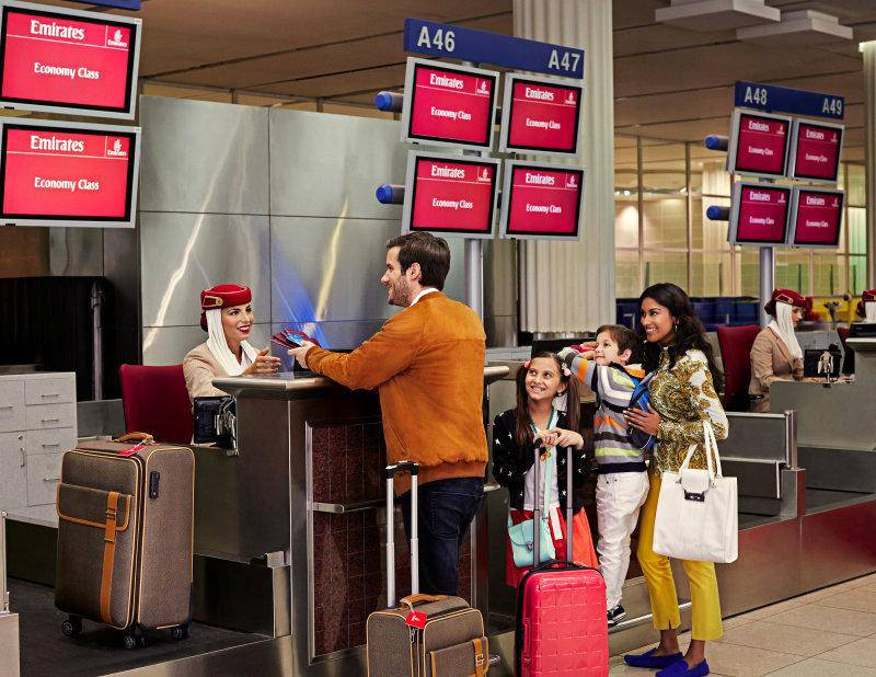 Emirates expects high passenger traffic on its flights this upcoming weekend, starting from Friday 29 June as travellers journey out for their summer holidays and long breaks. Courtesy Emirates