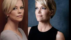 Is that Megyn Kelly? No, it's Charlize Theron – actress transforms into former Fox News anchor