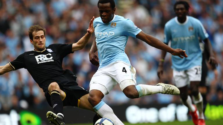 An image that illustrates this article Newcastle takeover: Onuoha recalls the uncertain times at Man City
