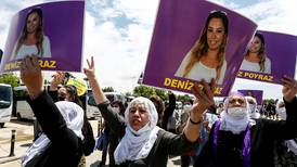 'Men are more deadly than Covid': Turkey's women protest against government inaction on femicide