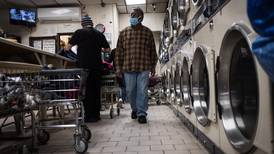 US service sector activity hits record low