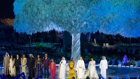 Why the ghaf tree was centre stage at the Expo 2020 Dubai opening ceremony