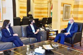 US ready to mediate in Lebanese-Israeli maritime border dispute