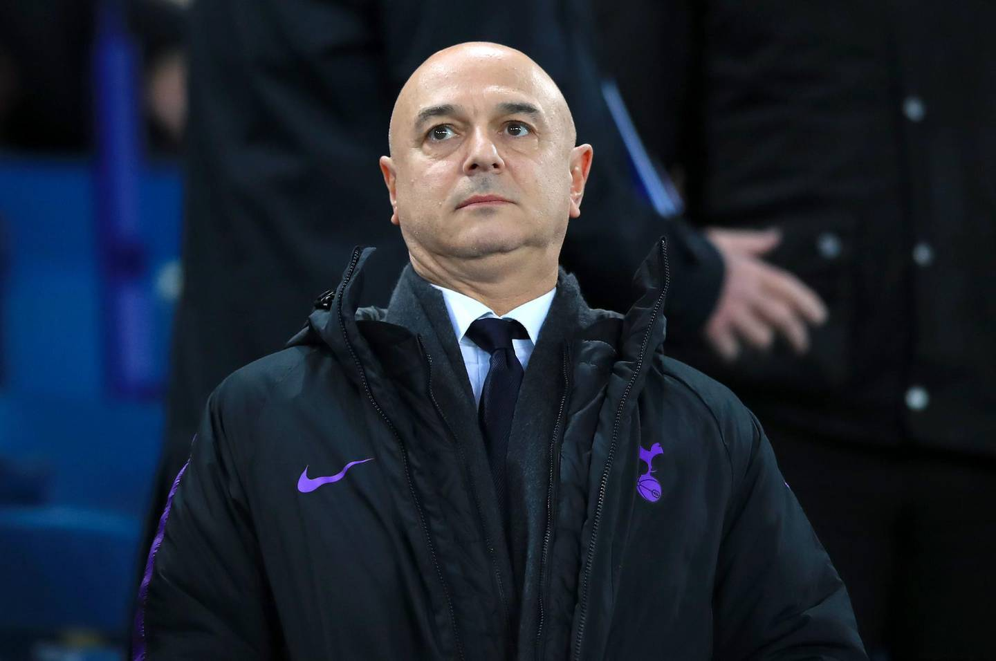 File photo dated 23-12-2018 of Tottenham Chairman Daniel Levy who was paid a £3million bonus for delivering the club's new stadium. PA Photo. Issue date: Tuesday March 31, 2020. The hefty gift, which was additional to his £4million salary, was deferred from 2018, after Spurs moved into their 62,000-seater stadium – widely regarded as the best in the world – last April. See PA story SOCCER Tottenham. Photo credit should read Peter Byrne/PA Wire
