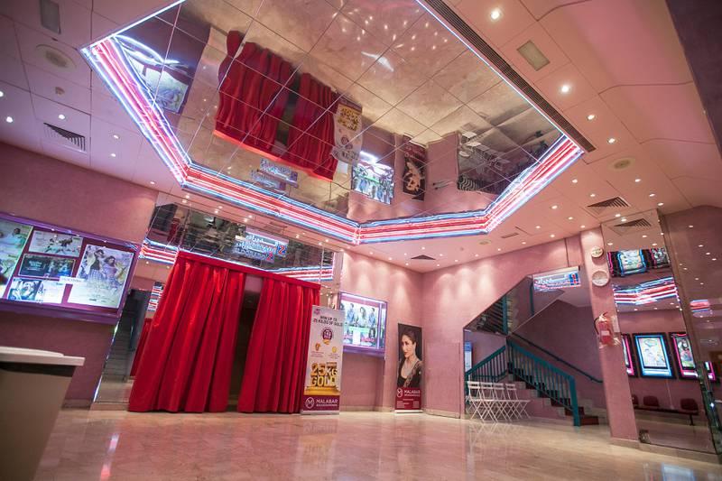 Abu Dhabi, United Arab Emirates. June 9, 2015///El Dorado cinema on Electra street. Abu Dhabi, United Arab Emirates. Mona Al Marzooqi/ The National Reporter: Zaineb Al Hassani Section: Review  *** Local Caption ***  150609-MM-ElDorado-006.JPG