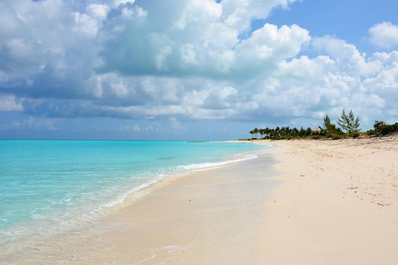 Photo Taken In Grace Bay, Turks And Caicos Islands. Getty Images