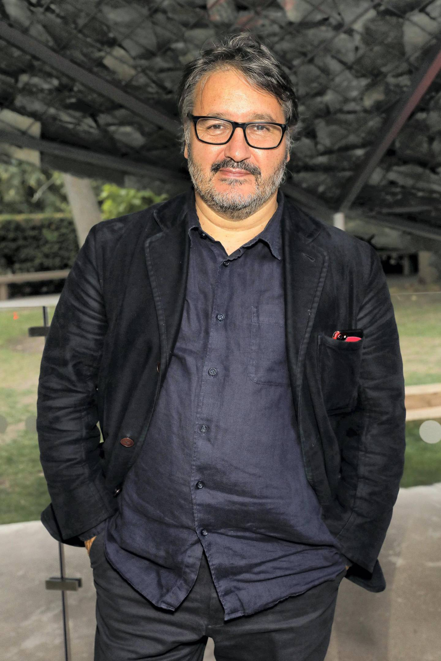 LONDON, ENGLAND - SEPTEMBER 03: Peter Florence attends the The Booker Prize 2019 party to celebrate the longlist and recently announced shortlist at The Serpentine Pavilion on September 3, 2019 in London, England. (Photo by David M. Benett/Dave Benett/Getty Images)