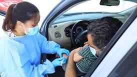 Coronavirus: parents flock to new Abu Dhabi drive-through vaccination centres