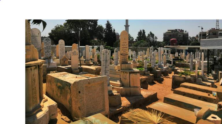 An image that illustrates this article Burial-plot trading now a lucrative business across Middle East