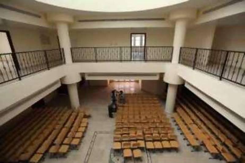 10 AUGUST 2010 - Abu Dhabi - Private International English School at Mussaffah. Ravindranath K / The National