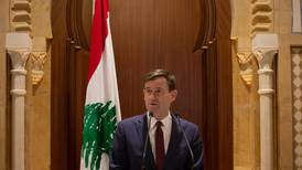 US envoy David Hale meets Lebanese leaders amid protests at new prime minister