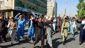 Thousands left homeless in Kandahar as Taliban seize properties