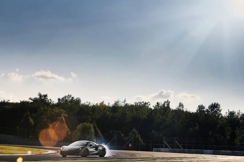 McLaren 600LT Global Test Drive - Hungaroring - Sept 2018Copyright FreeRef:  McLaren-600LT-GlobalTestDrive-063.JPG