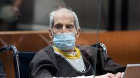Robert Durst sentenced to life in prison after California murder