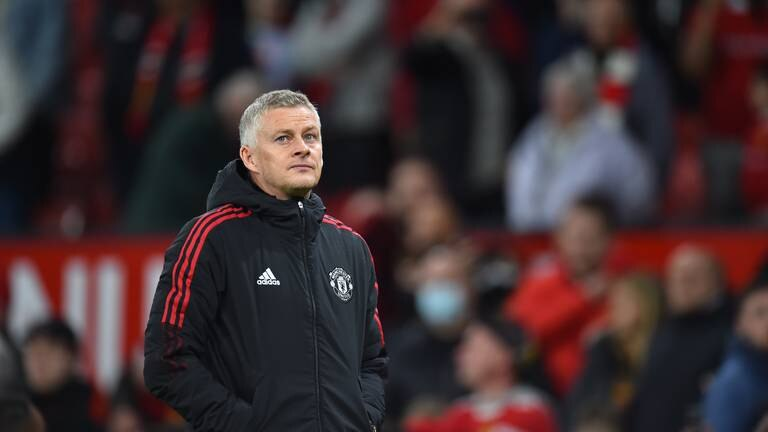 An image that illustrates this article United's nostalgia project under Solskjaer has failed miserably