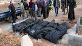 Armed with phones, Syrian activists build case against Assad regime