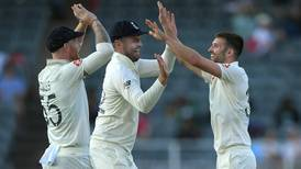 England in position to clinch Test series after taking control against South Africa in Johannesburg