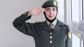 Meet the proud military women representing the UAE