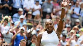 Wimbledon Day 8 lowdown: Serena Williams closing in on major No 24 as women's draw opens up