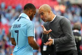 Pep Guardiola surprised by Raheem Sterling want-away comments