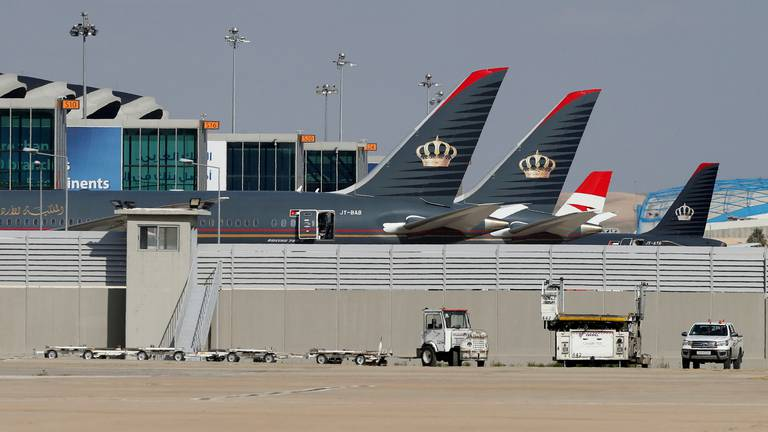 An image that illustrates this article Royal Jordanian plans to nearly double in size over five years, chief says