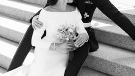 Meghan reveals 'something blue' she wore at royal wedding