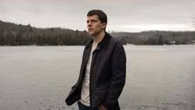 Now you see him: Jesse Eisenberg is back – and considering a visit to Dubai