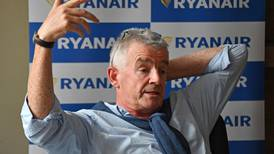 Ryanair warns furlough scheme is holding back recovery