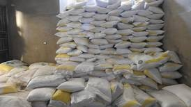 Lebanese army seizes 28 tonnes of ammonium nitrate fertiliser