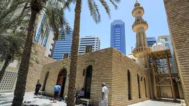 Mosques of the UAE: friendships and community spirit tell the story of Ateeq bin Rashid Mosque