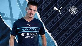 Manchester City 'dare to be different' with new third kit