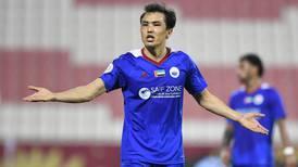 Watch: Sharjah footballer Otabek Shukurov donates food to families in hometown in Uzbekistan