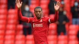 Georginio Wijnaldum ready for 'new challenge' after signing three-year deal with PSG