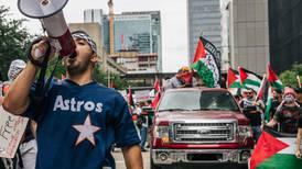 Pro-Palestinian demonstrations staged across the US on Nakba