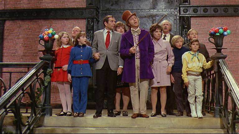 An image that illustrates this article Matilda and Willy Wonka join Netflix catalogue as it buys Roald Dahl's works