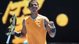 Australian Open: Rafael Nadal flies into Round 2 as Maria Sharapova serves up a double bagel