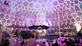 Al Wasl Plaza light show alone worth admission price, say visitors to Expo 2020