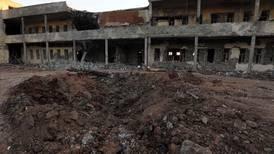 Mike Pence condemns Iran's rocket attacks and reassures Iraqi Kurds