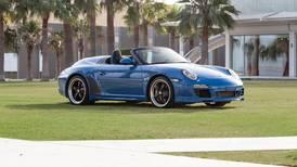 Porsche to auction final 911 Speedster for coronavirus relief