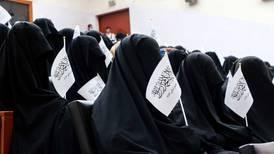 A chadari isn't Afghan dress, say women enraged by Taliban restrictions
