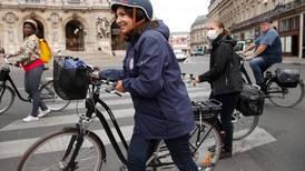 Paris mayor pledges huge new park in re-election bid