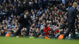 Conte bests Guardiola, and Chelsea keep their heads as Manchester City lose theirs