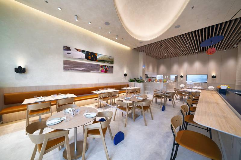 Opening of a Lighthouse restaurant in Mall of the Emirates. courtesy: The Lighthouse Restaurant and Concept Store